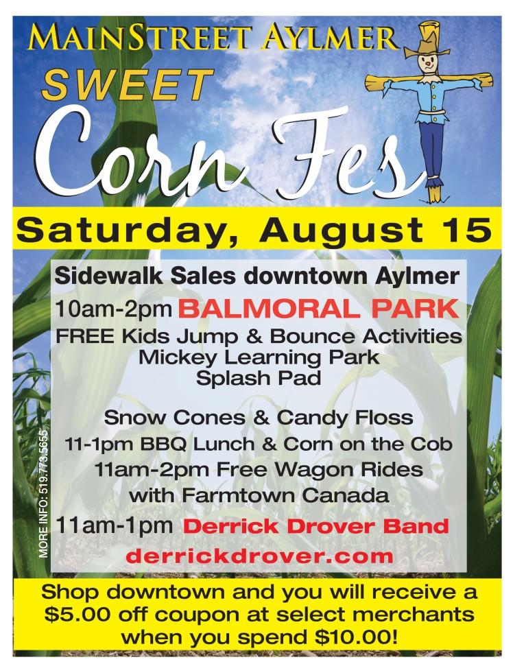 Cornfest Poster15
